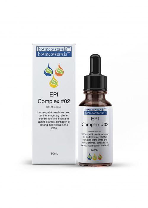 EPI Complex number 2 for Nervous System Disorders