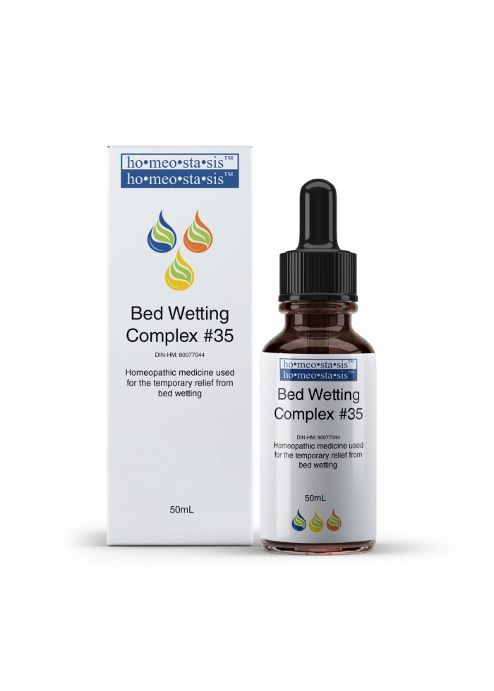 Homeostasis Bed Wetting Complex 35