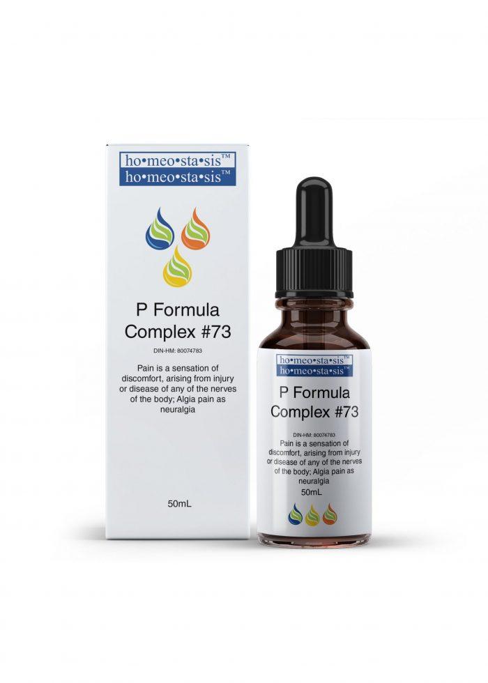 Homeostasis P Formula Complex 73