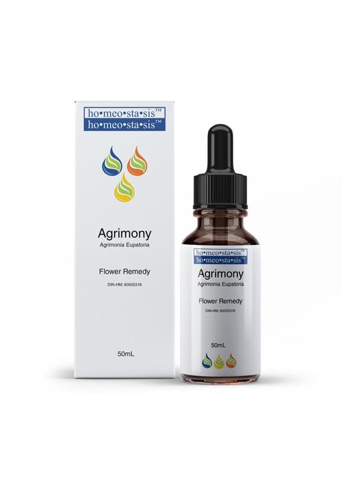 Homeostasis Agrimonia Eupatoria (DIN-HM-80005318)